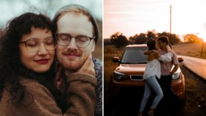 GoSocial suggests you should try out these couple photography poses with bae.
