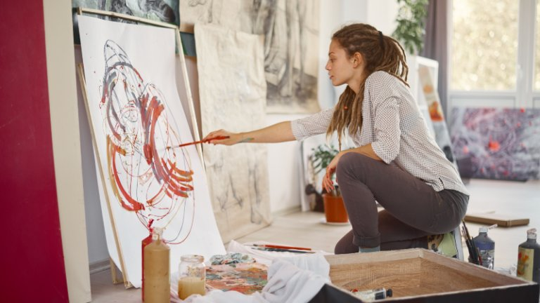 Become an artist and jumpstart your career with GoSocial
