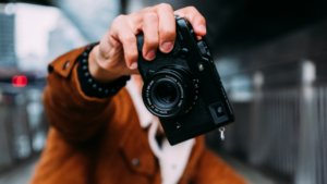 Learn how to take portrait photographs