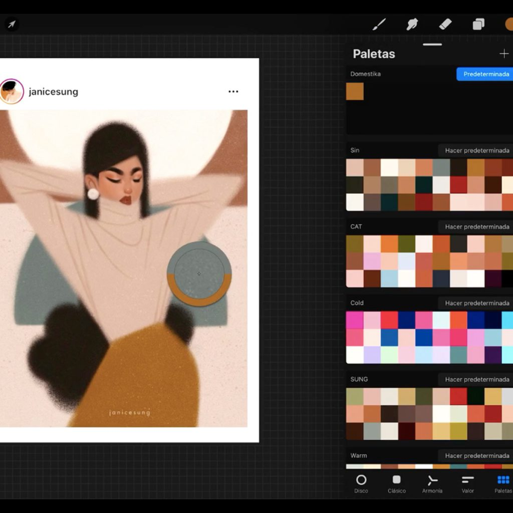 Must-Know Procreate Tips For Beginners  Procreate Color Palletes
